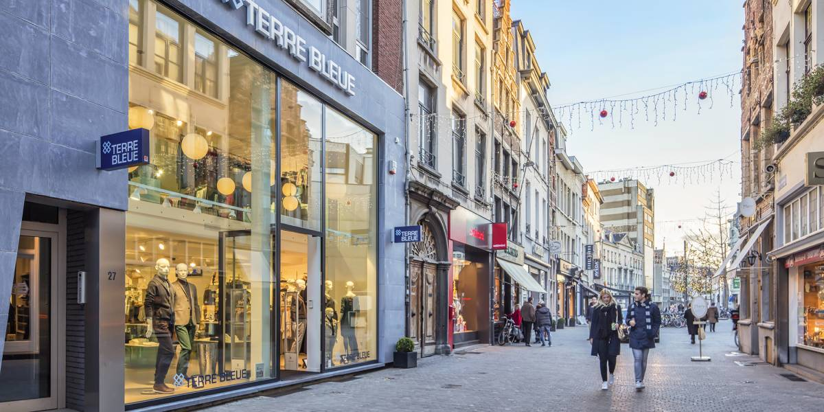 Vastned Retail Belgium - Contact